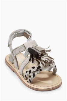 Tassel Sandals (Younger Girls)