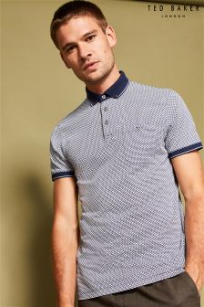 Ted Baker Enders Printed Polo