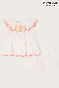 Warehouse Black/Camel Colourblock Cardi Coat