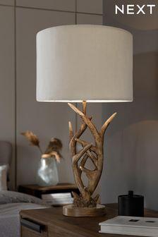 Antler Natural Table Lamp