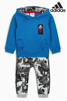 adidas Little Kids Blue Spider-Man™ Tracksuit
