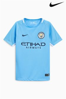 Nike Manchester City FC 2017/18 Home Jersey