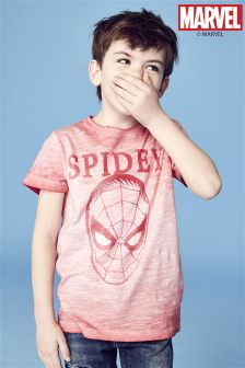 Spider-Man™ Slogan T-Shirt (3-14yrs)
