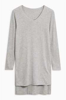 Cashmere Blend Tunic