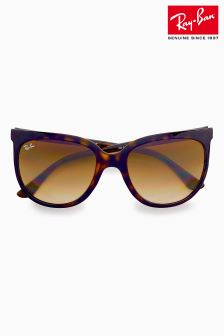 Ray-Ban® Tortoiseshell Cats 1000 Sunglasses