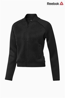 Reebok Sport Black Perforated Jacket
