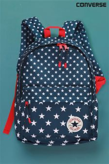 Converse Navy/White Star Backpack
