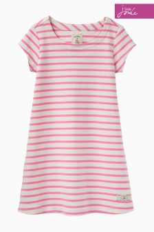 Joules Stripe Riviera Dress