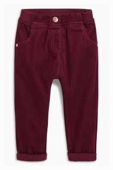 Pull-On Trousers (3mths-6yrs)