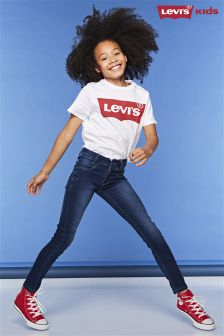 Levi's® 710 Blue Super Skinny Jean