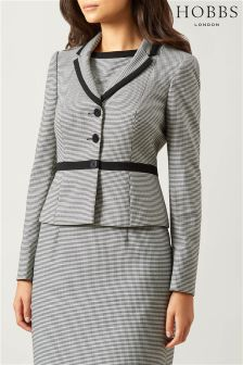 Hobbs Grey Sian Jacket