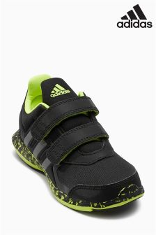 adidas Black/Yellow Hyperfast