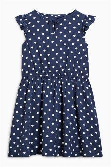 Spot Dress (3-16yrs)