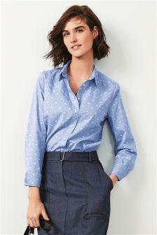 Jacquard Spot Shirt