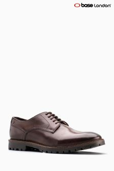 Base London Brown Barrage Lace-Up Shoe
