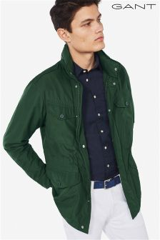 Gant Green 4 Pocket Jacket