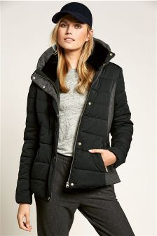 Buy Padded Black Jackets jackets and coats Women&39s from the Next