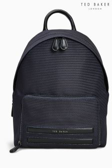 Ted Baker Navy LAcool Backpack