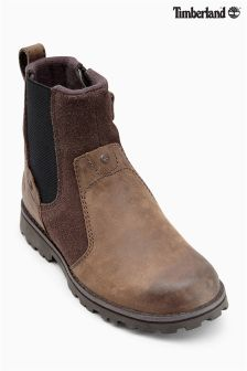 Timberland® Brown Asphalt Trail Chelsea Boot