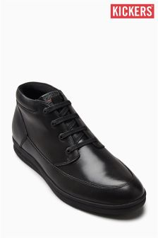 Kickers® Troiko Black Lace Boot