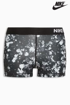 Nike Black/Grey Pro Cool Short