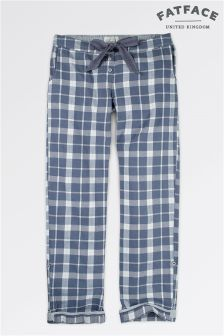 Fat Face Multi Classic Check Pant
