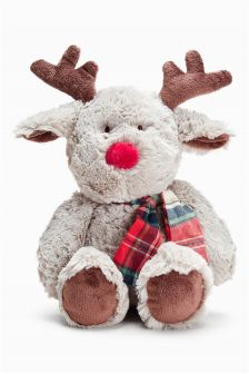 Reindeer Soft Toy (Newborn)
