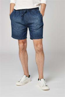 Denim Dock Shorts