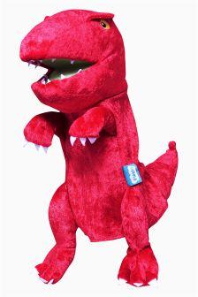 T-Rex Hand Puppet