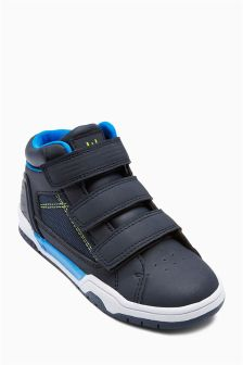 Sporty Hi Tops (Older Boys)