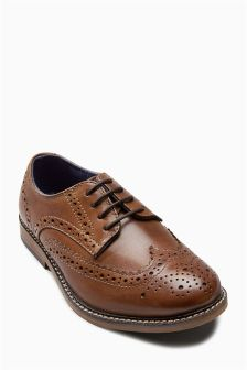Classic Brogues (Older Boys)