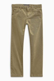 Skinny 5 Pocket Trousers (3-16yrs)