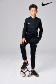 Nike Training Black Tracksuit