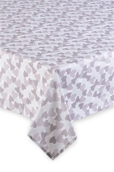Heart PVC Tablecloth