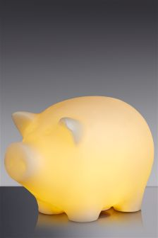 Lemon & Bergamot Fragranced Pig LED