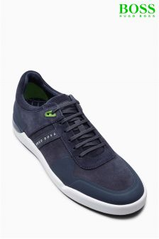 Hugo Boss Green Blue Feather Tenn