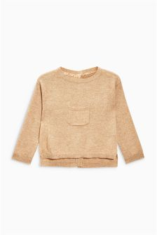 Pure Cashmere Jumper (3mths-6yrs)