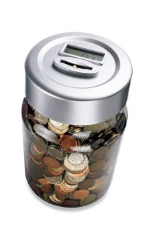 Next Hardware Counting Money Box
