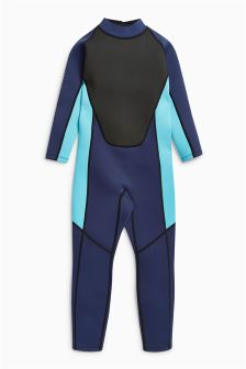Long Sleeve Wetsuit (1-16yrs)