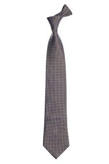 Silk Patterned Tie