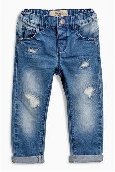 Rip And Repair Jeans (3mths-6yrs)