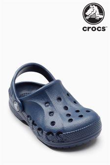 Crocs™ Navy Baya Clog