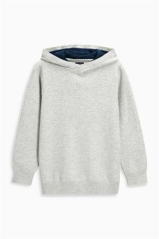 Textured Overhead Hoody (3-16yrs)