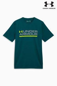 Under Armour Arden Green Workmark T-Shirt