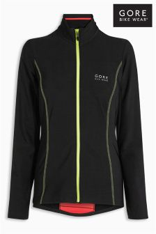 Gore Black Element Lady Thermo Jersey
