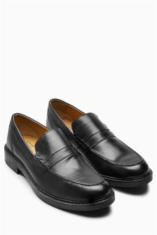 Heavy Saddle Loafer