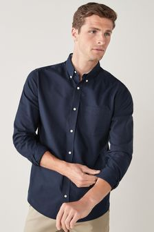Mens Casual Shirts | Long & Short Sleeve Mens Casual Shirts | Next