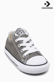 Converse Grey Chuck Taylor All Star Lo