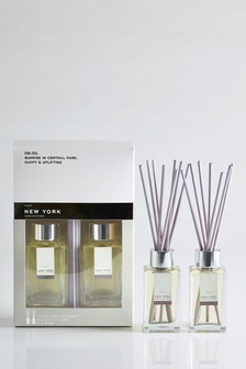 Collection Luxe New York Diffuser Duo 85ml