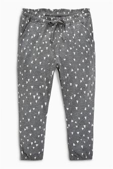 Printed Soft Trousers (3mths-6yrs)